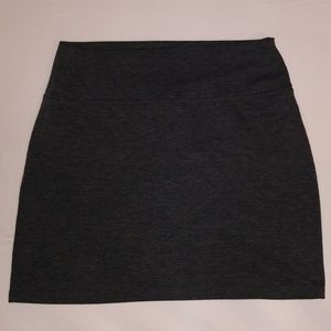 Maurices above the knee stretchy skirt.